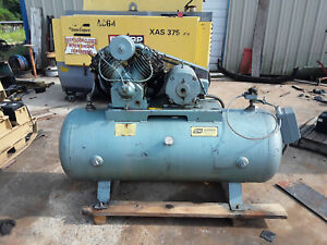 Kellogg American Industrial 10 Hp Shop Air Compressor