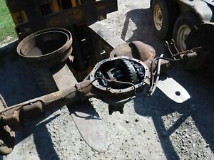 1988 99 Gm 2500 14 Bolt 8 Lug Rear Axle Assembly Gt4 3 73 G80 Posi Will S