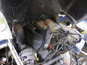 Ford 302 Cobra Marine Engine Hi Performance Carburated Engine Will Ship