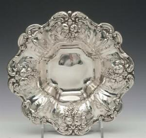 Francis I By Reed Barton Sterling Silver Serving Dish 7 5 X569