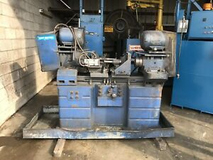 Ex cell o Model D b 1212a Horizontal Boring Machine