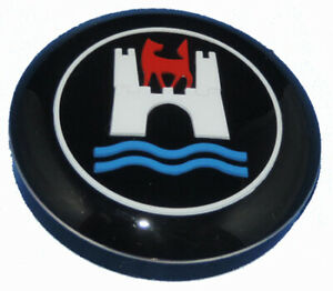 Vw Vintage Parts Horn Button Beetle Red Blue White 61 71