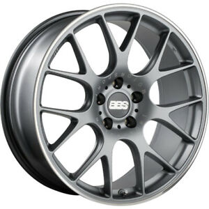 4 19x8 5 Gray Wheel Bbs Chr 5x112 40