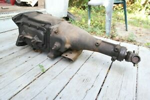 68 Ford Mustang T 10 4 Speed Transmission