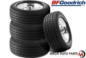 4 Bf Goodrich Radial T a P245 60r15 100s Rwl Tires
