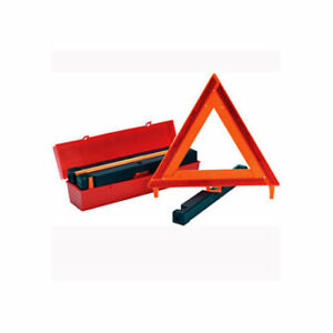 James King Co Kit Of 3 Triangles In A Red Plastic Box 1005