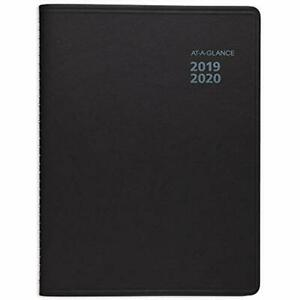 At a glance 2019 2020 Academic Year Weekly amp Monthly Planner Large 8 quot X
