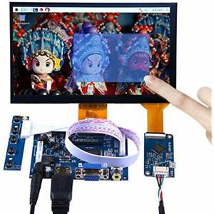 7 Inch 1024x600 Capacitive Touch Screen Lcd Display Hdmi Monitor Diy Kit For