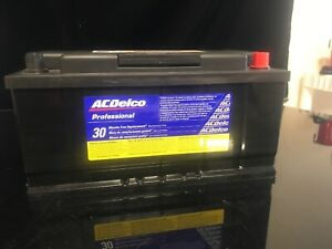Battery Acdelco Pro 93ps
