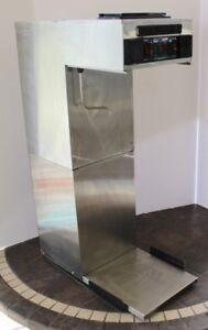 Commercial Tea Brewer 4 Gal Stainless Steel Newco Coffee Nkt3 ns1