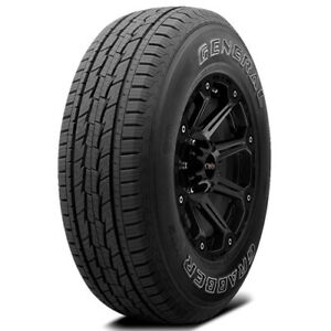 2 new P235 75r15 General Grabber Hts 105t B 4 Ply Owl Tires