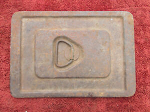 1953 1954 1955 Ford Truck Battery Cover