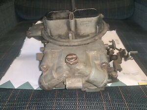 1970 Mustang Boss 302 Used Holley 780 Carburetor D0zf 9510 Z List 4653