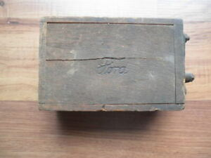 Vintage Ford Model T A Wood Coil Buzz Box