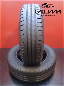 2 Two Tires Excellent Michelin 175 65 15 Energy Saver 84h Mini No Patch 50685