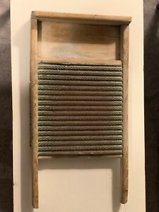 Vintage Laundry Washboard