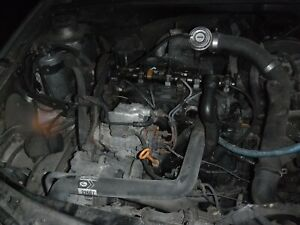 1 9 Vw Tdi Diesel Engine Running Core For Rebuild No Core Charge Will Ship