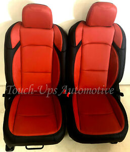 2018 19 Jeep Wrangler Jl Katzkin Leather Seat Covers Kit Black Tangerine