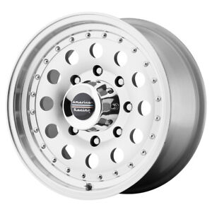 4 american Racing Ar62 Outlaw 2 16x8 8x6 5 0mm Machined Wheels Rims 16 Inch