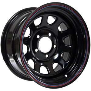 4 american Racing Ar767 15x10 5x5 5 38mm Black stripes Wheels Rims 15 Inch