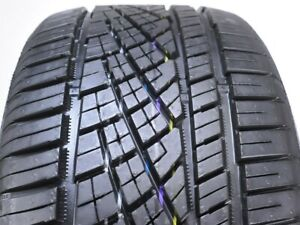 Continental Extremecontact Dws 06 245 40zr18 97y Used Tire 10 11 32 505201