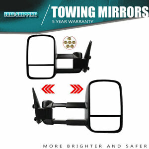 Door Mirror Fits For1999 2007 Gmc Sierra 1500 Yukon Xl 1500 Yukon Xl 2500 Tyc