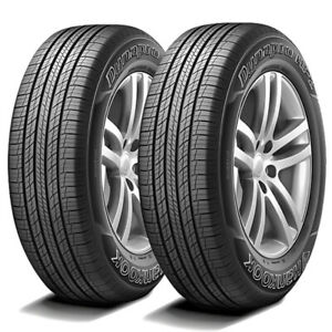 2 New Hankook Dynapro Hp2 255 55r20 107h A s Performance Tires