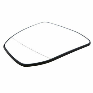 Left Driver Car Door Wing Mirror Glass Base Heated For Ford Mondeo Focus 07 10
