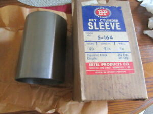 Nos Chevrolet Truck With 348 Engine Cly Replacement Sleeve also Chrysler W 361