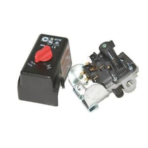Craftsman Air Compressor Pressure Switch New Free Shipping Pn 034 0228