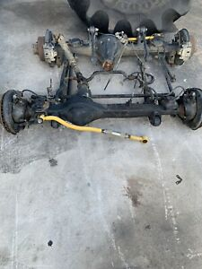 Toyota Land Cruiser Axles Front And Rear 80 Series