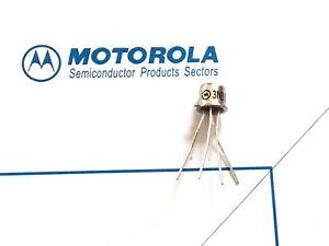 3n155 Silicon P mos Transistor By Motorola Lot Of 10