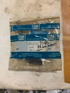 1957 1965 Chevrolet Corvette Nos Fuel Injection Pump Shaft Seal Kit Genuine Gm