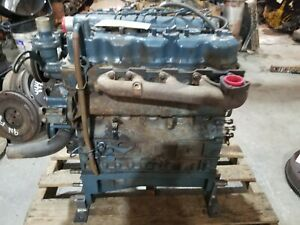 Kubota L3750 Used Runner Engine Price Includes A 1000 Core Charge