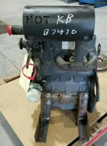 Kubota B7410 Used Runner Engine D782 es Price Includes A 750 Core Charge