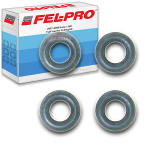 Fel Pro Fuel Injector O Ring Kit For 2007 2008 Isuzu I 290 Felpro Service Hm