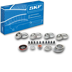 Skf Rear Axle Differential Bearing Seal For 1991 2006 Ford Explorer Kit Ou