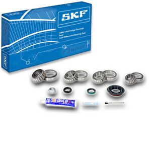 Skf Rear Axle Differential Bearing Seal For 1998 1999 Dodge Durango Kit Xj