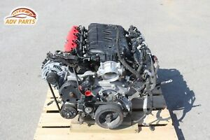 2015 2017 Chevrolet Corvette 6 2l Engine Motor 11k Id Vin 7 8th Digit Oem