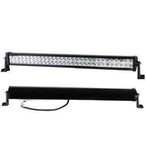 240w Light Bar Led Spot Work Off Road Fog Driving 4 X 4 Roof Bar Bumper Atv 42