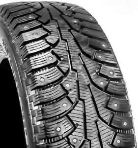 Nokian Nordman 5 Suv Studded 225 65r17 106t Used Winter Tire 11 12 32 701481