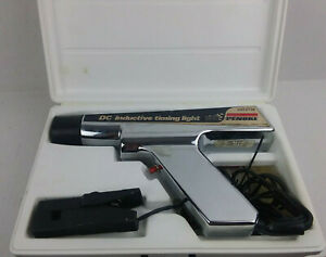 Timing Light Penske By Sears 244 2138 In Protective Case