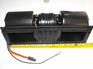 4100976 Blower Motor Assembly Assembly Dual Cage 3 Speed 12 Volt