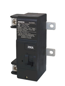 Siemens Mbk200a 200 amp Main Circuit Breaker For Use In Ultimate Type Load