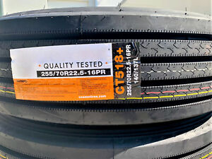 Cosmo Ct518 Plus 255 70r22 5 Load H 16 Ply All Position Commercial Tire