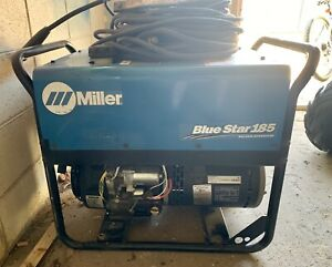 Miller Electric 907664 Engine Driven Welder Blue Star 185 Series 65 000w