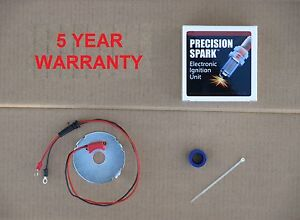 Precision Spark Electronic Ignition For Allis Chalmers Wc Wd Wd45 Wf