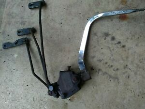Hurst Competition Plus 4 Speed Shifter With Linkage