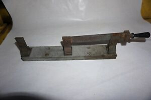 Vintage Antique Large Industrial Electric Knife Switch Frankenstein steampunk