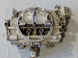 1966 Lincoln Continental Mel 428 430 V8 4v Carter Afb Carburetor 4360s Oem Item